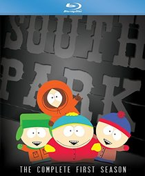 South Park: The Complete First Season [Blu-ray]