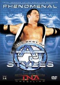 TNA Wrestling: The Best of AJ Styles - Phenomenal