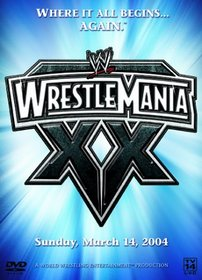 WWE: Wrestlemania XX 2004