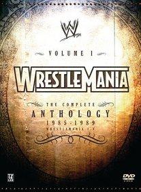 WWE Wrestlemania - The Complete Anthology, Vol. 1 - 1985-1989 (I-V)