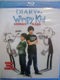 Diary of a Wimply Kid Rodrick Rules (Single Disc Edition)