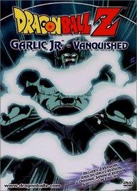 Dragon Ball Z - Garlic Jr. - Vanquished