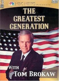 The Greatest Generation with Tom Brokaw Boxed Set