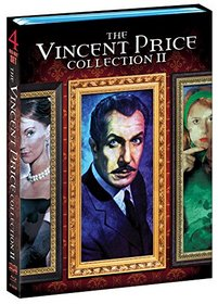 The Vincent Price Collection II [House on Haunted Hill, The Return of the Fly, The Comedy of Terrors, The Raven, The Last Man on Earth, Tomb of Ligeia & Dr. Phibes Rises Again) [Blu-ray]