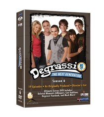 Degrassi The Next Generation - Season 6