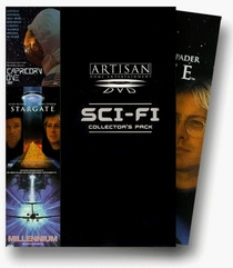 Sci-Fi Collector's Pack (Capricorn One - StarGate - Millennium)