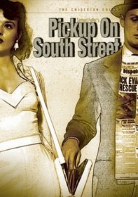 Pickup on South Street - Criterion Collection