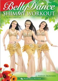 The Bellydance Shimmy Workout