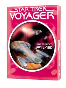 Star Trek Voyager - The Complete Fifth Season