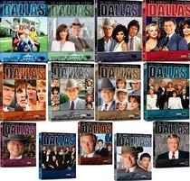 Dallas: Complete Seasons 1-14