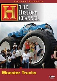 Modern Marvels - Monster Trucks (History Channel) (A&E DVD Archives)