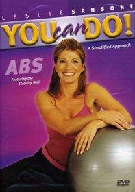 Leslie Sansone - You Can Do Abs