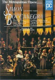Verdi - Simon Boccanegra / James Levine, The Metropolitan Opera
