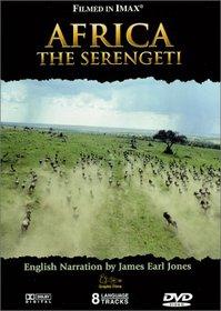 AFRICA:SERENGETI (IMAX)