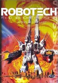 ROBOTECH MACROSS SAGA VOL 6:FINAL CON