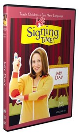 Signing Time! Volume 10: My Day