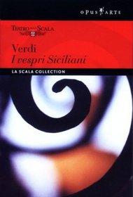Verdi - I Vespri Siciliani / Merritt, Studer, Furlanetto, Zancanaro, Musinu, Banditelli, Gavazzi, Muti, La Scala Opera