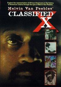 Melvin Van Peebles' Classified X
