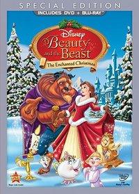 Beauty & the Beast-Enchanted Christmas
