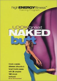 Look Great Naked - Butt