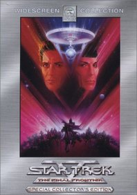 Star Trek V - The Final Frontier (Two-Disc Special Collector's Edition)