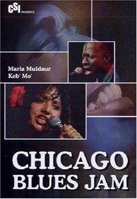 Chicago Blues Jam: Maria Muldaur/Keb Mo