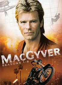 MacGyver (The Complete Season 1-4)