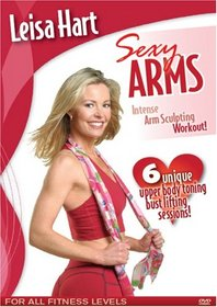 Leisa Hart: Sexy Arms Upper Body Toning Workout