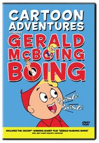 Cartoon Adventures Starring Gerald McBoing Boing