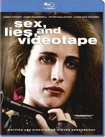 Sex, Lies, and Videotape [Blu-ray]