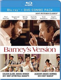 Barney's Version (Two-Disc Blu-ray/DVD Combo)