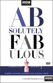 Absolutely Fabulous - Complete Series 3