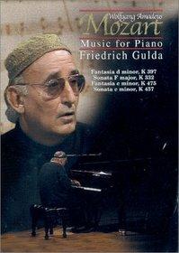 Mozart - Music for Piano: Friedrich Gulda