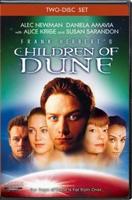 Frank Herbert's Children of Dune (Sci-Fi TV Miniseries) (Two-Disc DVD Set)