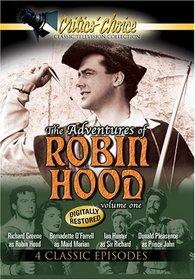 The Adventures of Robin Hood Vol 1