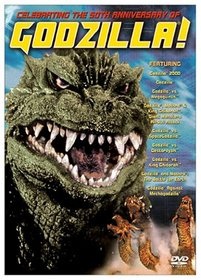 Godzilla DVD Collection 7-Pack (Godzilla (1998) / Godzilla 2000 / vs. King Ghidora / and Mothra The Battle for Earth / vs. Destoroyah / vs. Space Godzilla / vs. Mechagodzilla / Giant Monsters All Out Attack / vs. Megaguirus)
