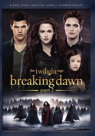 The Twilight Saga: Breaking Dawn Part 2 [DVD + Digital Copy + UltraViolet]