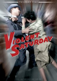 Violent Saturday [DVD] (1955)