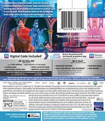 Ralph Breaks the Internet (4K UHD /Blu-ray / Digital Combo)