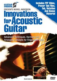 Muriel Anderson: Innovations for Acoustic Guitar