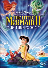 The Little Mermaid II - Return to the Sea