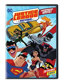 Justice League Action:S1P1