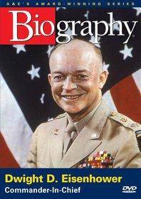 Biography - Dwight D. Eisenhower (A&E DVD Archives)