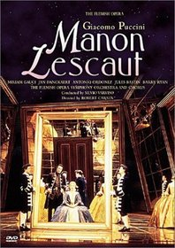 Giacomo Puccini - Manon Lescaut / Robert Carsen · Silvio Varviso · Miriam Gauci · Flemish Opera