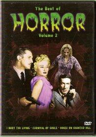 The Best of Horror Volume 2