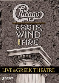 Chicago/Earth Wind & Fire - Live at the Greek Theatre