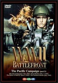 World War II - Battlefront Volume 3
