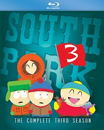South Park: The Complete Third Season [Blu-ray]