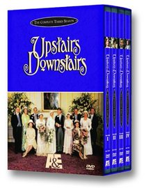 Upstairs Downstairs - The Complete Third Season