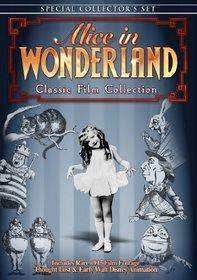 Alice in Wonderland (B&W)